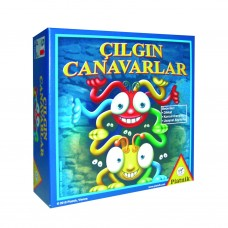 Çılgın Canavarlar (Monstermania )