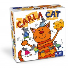 HUCH & Friends - Kedi ve Fareler ( Carla Cat )